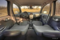 Opel Corsa C (Innenraum)