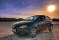 Opel Corsa C (außen)