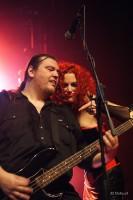 Wiener Blut + Teufelskreis + Rockolymp + Mitigate in der ((szene)) Wien 2010