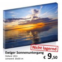 Landschaft Leinwand 20x30 10