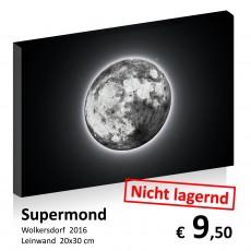 Monochrom Leinwand 20x30 30