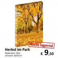 Landschaft Leinwand 20x30 132