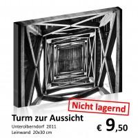 Monochrom Leinwand 20x30 110